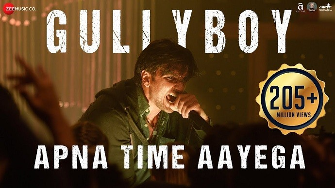 APNA TIME AAYEGA LYRICS - Gully Boy Ranveer Singh