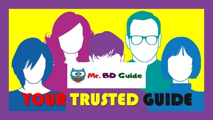 About Us Image of Mr. BD Guide