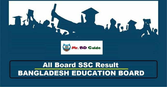 All Board SSC Result