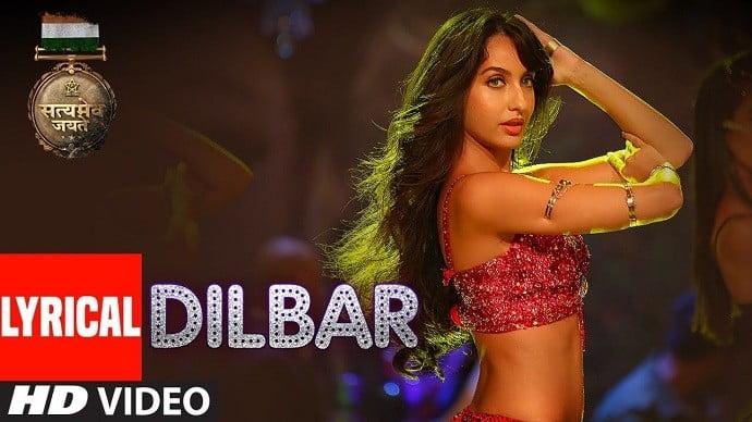 Dilbar Song Lyrics in English