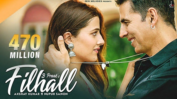 FILHALL Hindi Song Lyrics in English - Mr. BD Guide