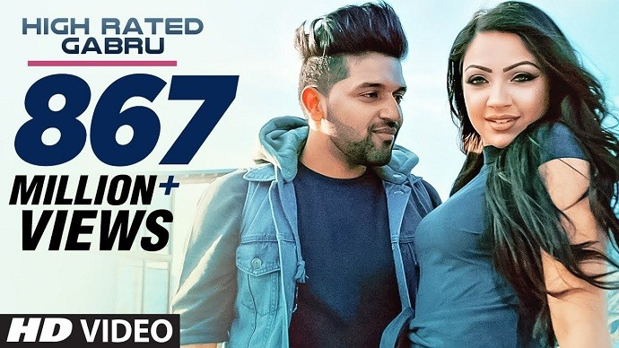 High Rated Gabru Official Song Lyrics in English