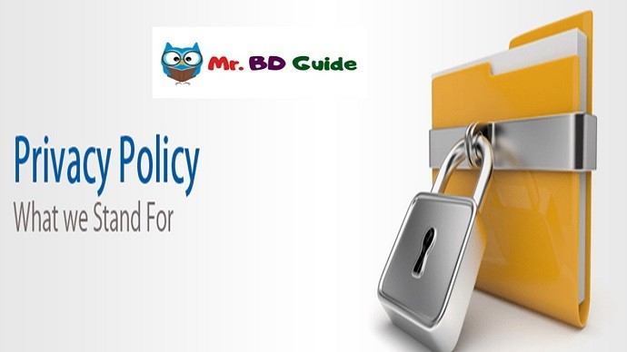 Privacy Policy - Mr. BD Guide