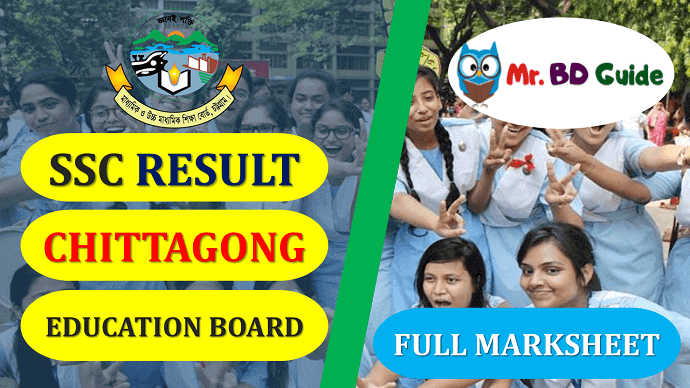 SSC Result Chittagong Board with Full Marksheet Featured Image