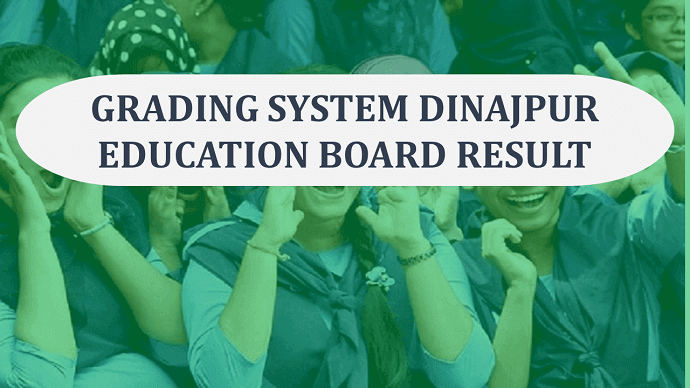 SSC Result Dinajpur Board with Full Marksheet Image Post