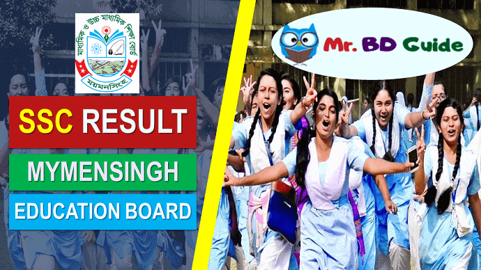 SSC Result Mymensingh Board Featured Image - Mr. BD Guide
