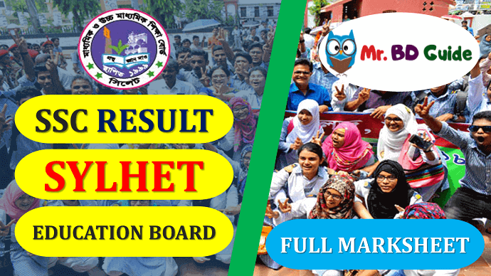 SSC Result Sylhet Board with Full Marksheet Featured Image