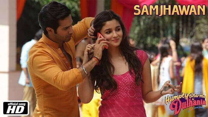 Samjhawan Hindi Song Lyrics In English - Arijit Singh, Shreya Ghoshal