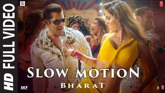 Slow Motion Full Song Lyrics in English - Nakash Aziz, Shreya Ghoshal