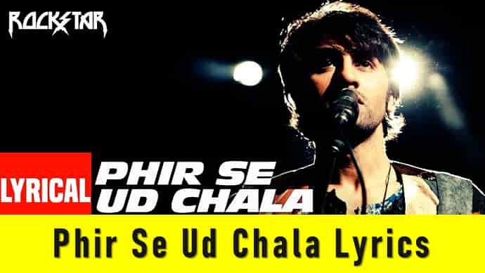 Phir Se Ud Chala Lyrics Featured Image - Mr. BD Guide