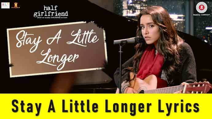 Stay A Little Longer Lyrics Featured Image - Mr. BD Guide