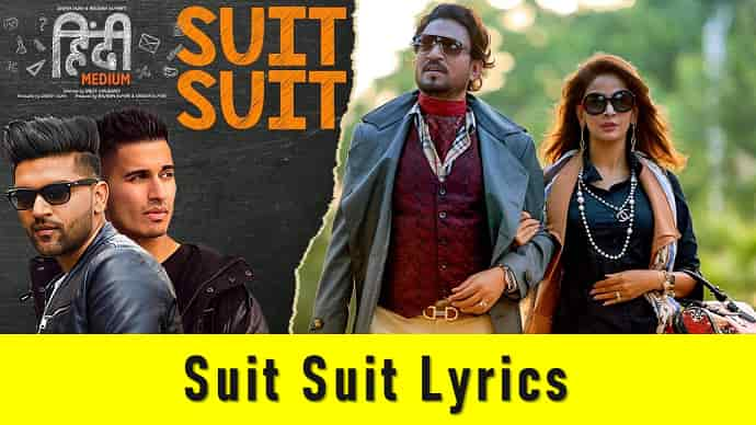 Suit Suit Lyrics Featured Image - Mr. BD Guide