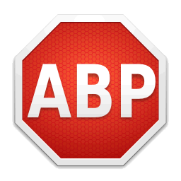 Adblockplus_icon for how to block hulu ads