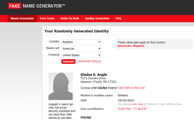 Best Software To Bypass Survey Using Fake Information Generator