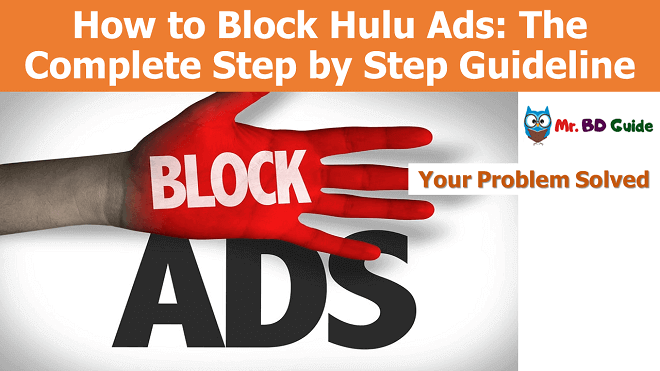 How to Block Hulu Ads in 2020
