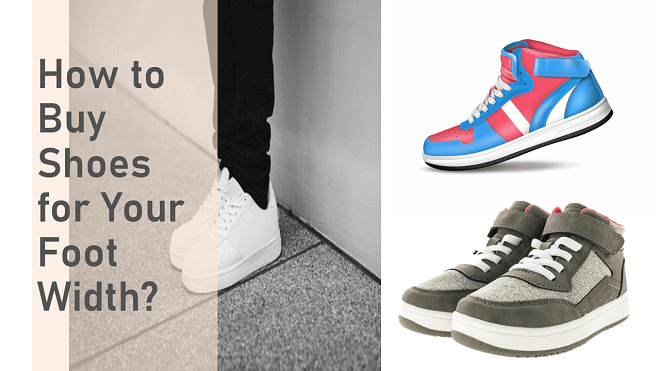 Buying Guide for the Best White Sneakers for Wide Feet - How to Buy Shoes for Your Foot Width