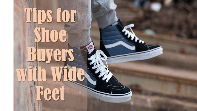 Buying Guide for the Best White Sneakers for Wide Feet - Tips for Shoe Buyers with Wide Feet