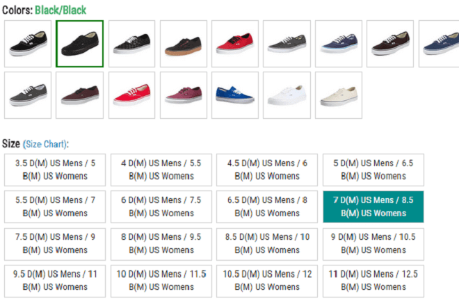 Buying Guide for the Best White Sneakers for Wide Feet - Vans Authentic Sneakers or Shoes